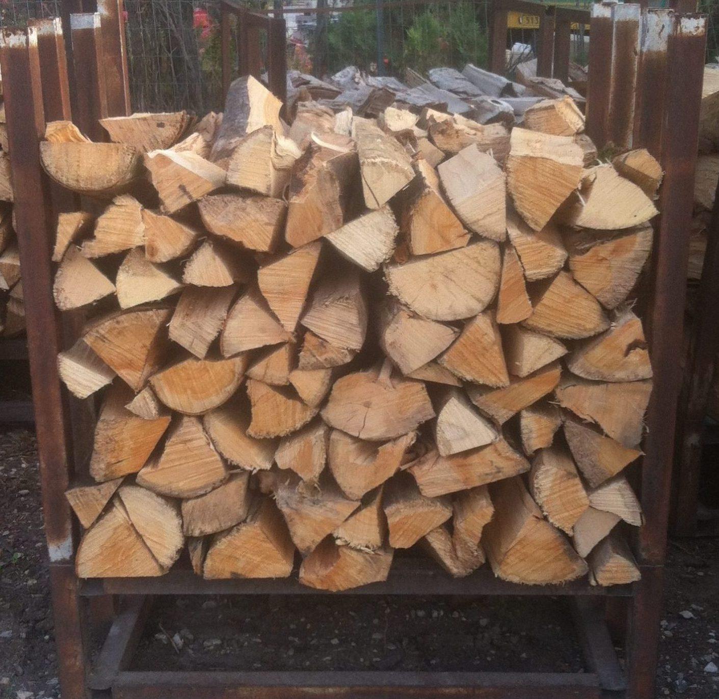 Casier stère de bois